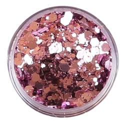 Glitter mix - Candyfloss