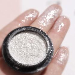 Gloss powder white - Pärlpigment
