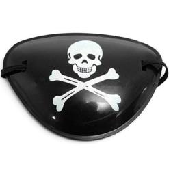 Halloween - Pirat Ögonlapp / Pirat Lapp - Maskerad
