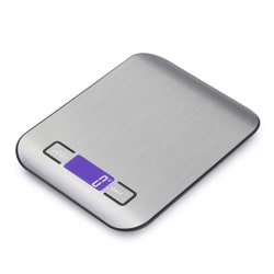 Köksvåg , Pocket Scale,  rostfritt stål,  1g-5kg