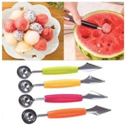 Melonskopa , fruktskopa , glasskopa , melonskärare