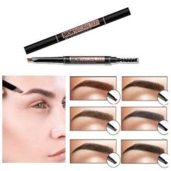 Ögonbrynspenna - Eyebrow pen - 6 färger Dark brown