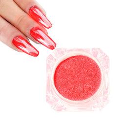 Red rose powder - Chrome pigment - Röd/Rött