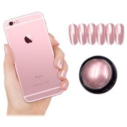 Rose gold chrome powder - Chrome pigment - Rosé