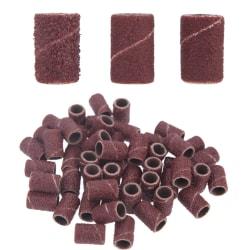 Sanding band, sandpapper till elfil - 180 grit - 10st 180 - Grit, 180 - Grit