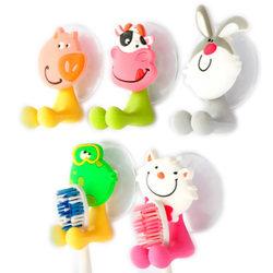 Tandborstehållare Tandborsthållare tandborste sugpropp Katt