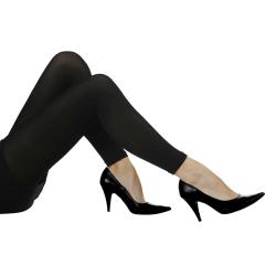 Leggings 2-Pack Svart XL