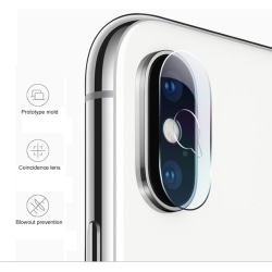 Iphone X Bakkamera skärmskydd