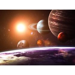 Fototapet Solsystem 250x186cm