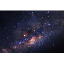 Fototapet Stjärnhimmel 400x260cm
