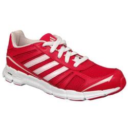 Adidas Adifast K Vit,Röda 38 2/3