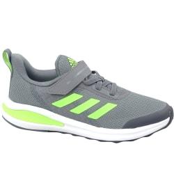 Adidas Fortarun EL K Celadon,Gråa 28.5