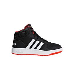 Adidas Hoops Mid 20 K Svarta 36