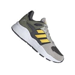 Adidas JR Crazychaos Vit,Gråa 39 1/3