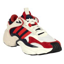 Adidas Magmur Runner W Vit,Svarta,Röda 40