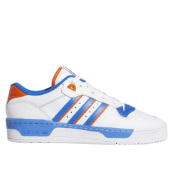 Adidas Rivalry Low Vit,Blå 45 1/3
