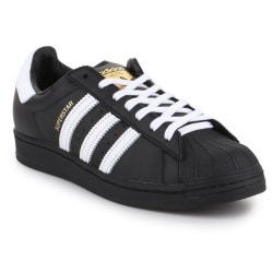 Adidas Superstar Svarta 45 1/3