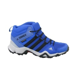 Adidas Terrex AX2R Mid CP K Blå 38