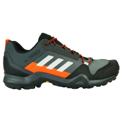 Adidas Terrex AX3 Svarta,Gråa,Orange 41 1/3