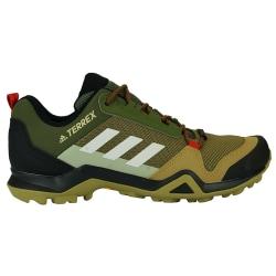 Adidas Terrex AX3 Svarta,Gröna,Oliv 44 2/3