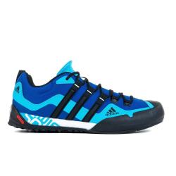 Adidas Terrex Swift Solo Blå,Svarta,Grenade 44