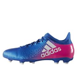 Adidas X 163 FG Rosa,Blå 44