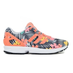 Adidas ZX Flux J Svarta,Orange,Vit 40