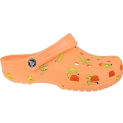 Crocs Classic Vacay Vibes Clog Orange 39
