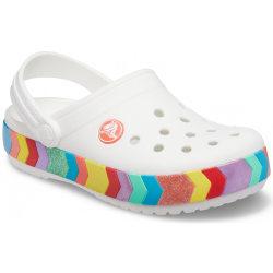 Crocs Crocband Chevron Beaded Clog Kids 28