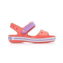 Crocs Crocband Sandal Kids Orange,Lila 34