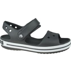 Crocs Crocband Sandal Kids Svarta 33