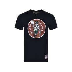 Mitchell & Ness Boston Celtic Svarta 183 - 187 cm/L