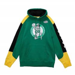 Mitchell & Ness Fusion Fleece Nba Boston Celtics Gröna 198 - 203 cm/XXXL