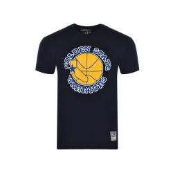 Mitchell & Ness Golden State Warriors Svarta 188 - 192 cm/XL