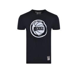 Mitchell & Ness Houston Rockets Svarta 188 - 192 cm/XL