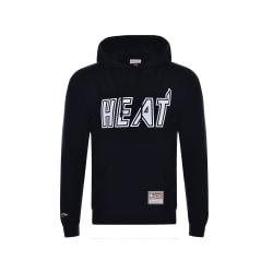 Mitchell & Ness Nba Miami Heat Svarta 173 - 177 cm/S