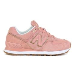 New Balance 574 Rosa,Guld 38