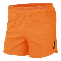 Nike Aeroswift Shorts 5IN M Orange 173 - 177 cm/S