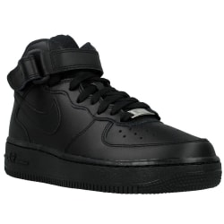 Nike Air Force 1 Mid GS Grafit,Svarta 40