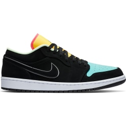 Nike Air Jordan 1 Low SE Svarta,Blå 47