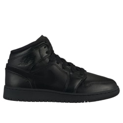 Nike Air Jordan 1 Mid Svarta 38.5