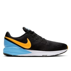 Nike Air Zoom Structure 22 M Svarta,Blå 42.5