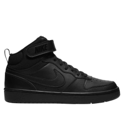 Nike Court Borough Mid 2 GS Svarta 39
