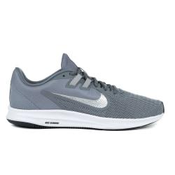 Nike Downshifter 9 Silver,Gråa 42.5
