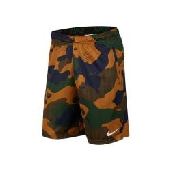 Nike Dry Short 40 Bruna,Gröna 173 - 177 cm/S
