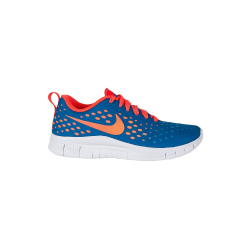 Nike Free Express GS Blå,Orange 38.5