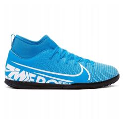 Nike JR Superfly 7 Club IC Blå 38.5