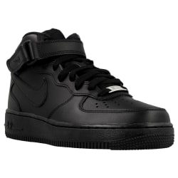 Nike Wmns Air Force 1 Mid 07 LE Svarta 36.5