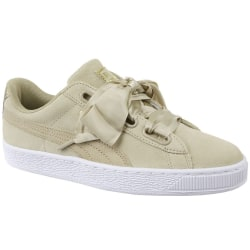Puma Basket Heart Metallic Safari Beige 40