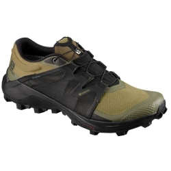 Salomon Wildcross Gtx Svarta,Oliv 43 1/3